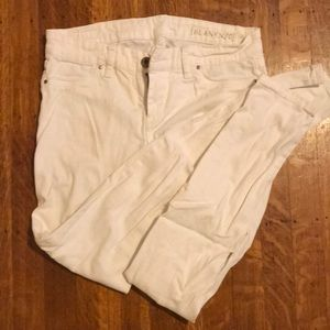 Blank NYC white jeans size 26